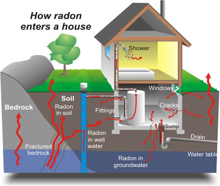 Mold and Radon Testing